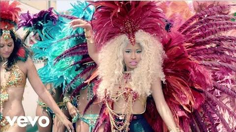 Nicki Minaj - Pound The Alarm (Explicit)