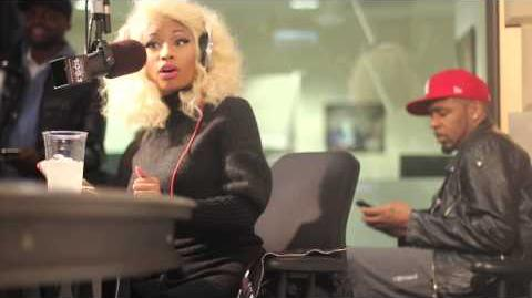 DJ Prostyle Exclusive Interview With Nicki Minaj On Power 105.1