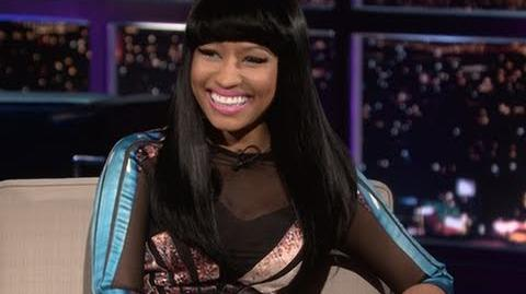 Chelsea Lately Nicki Minaj
