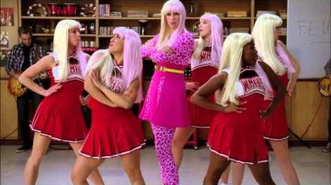 "Full Performance of ""I Still Believe"" ""Super Bass"" from ""Feud"" GLEE"