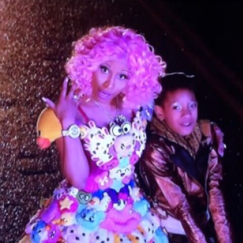 Willow and Nicki in the <a href=