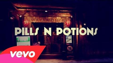 Nicki Minaj - Pills N Potions (Lyric Video 2)
