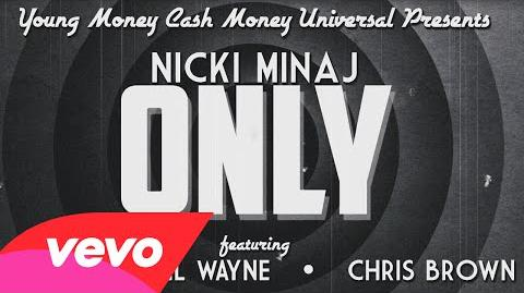 Nicki Minaj - Only (Lyric) ft