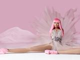 Pink Friday photo shoot