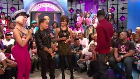 106 & Park Inside The Rappers Studio With Nicki Minaj