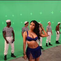 Nicki myx commercial