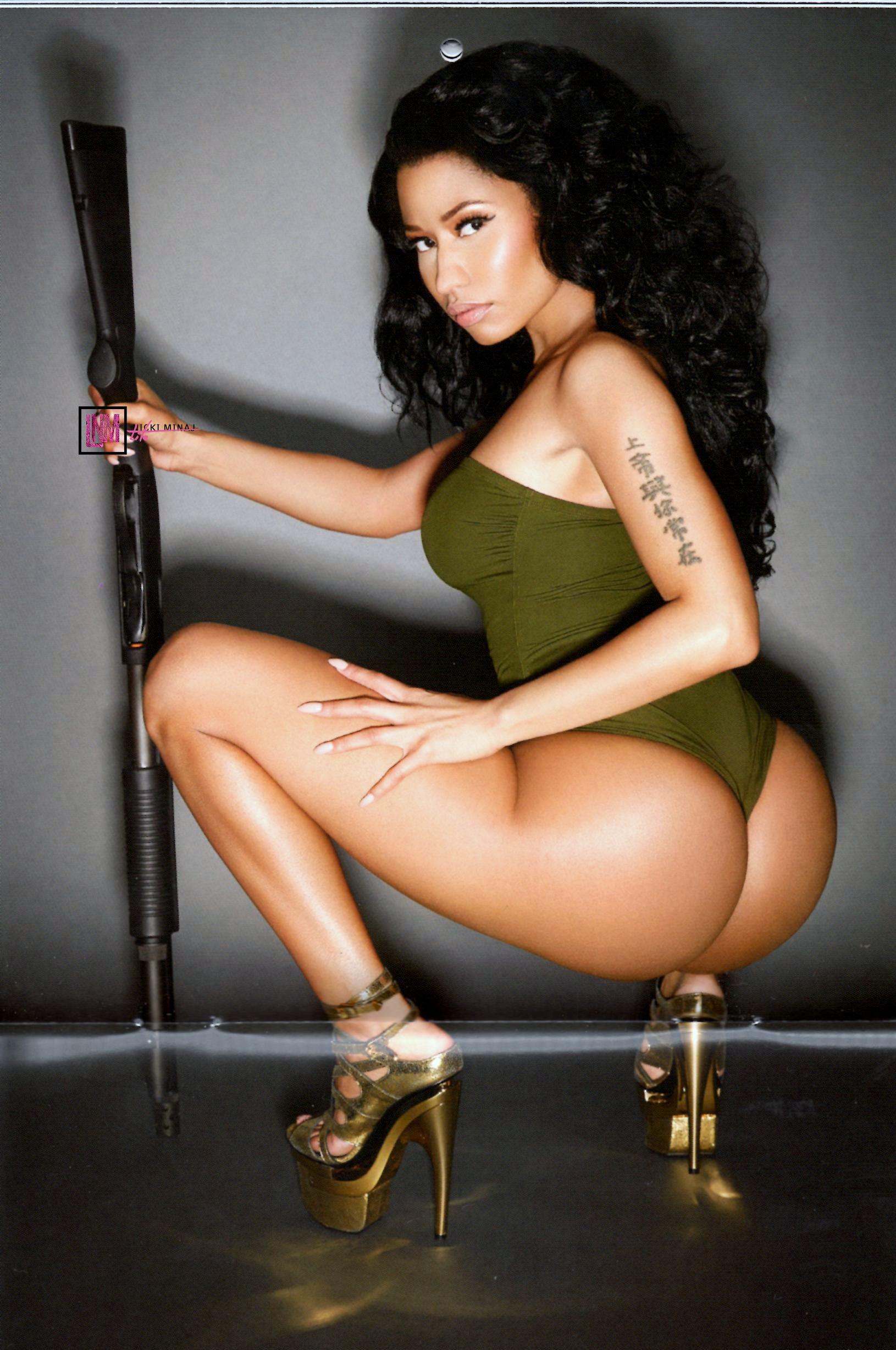 Nicki Minaj Wants All Women to Demand More Orgasms