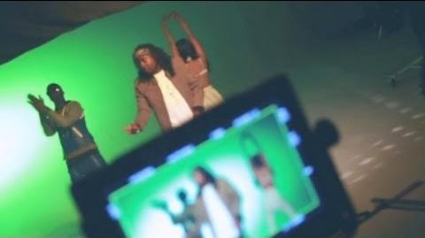 """BEHIND THE SCENES OF """"CLAPPERS"""" - WALE (FT"""