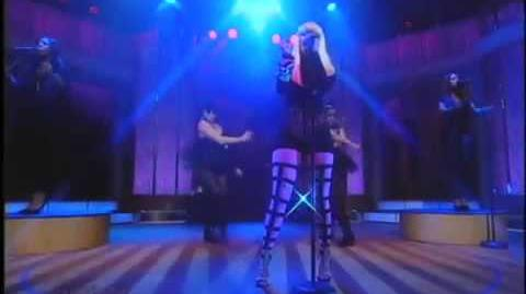 Nicki Minaj Performs Right Thru Me on The Wendy Williams Show