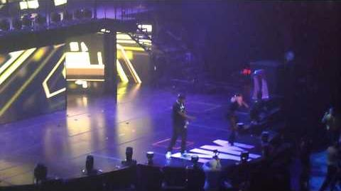 Nicki Minaj @ Nottingham Capital FM Arena 21 10 12