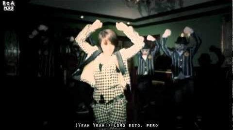 HD BoA (보아) - Bump Bump! -Dance Ver- (Sub Español)
