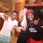 Lil-Twist-Nicki-Minaj-and-Lil-Wayne