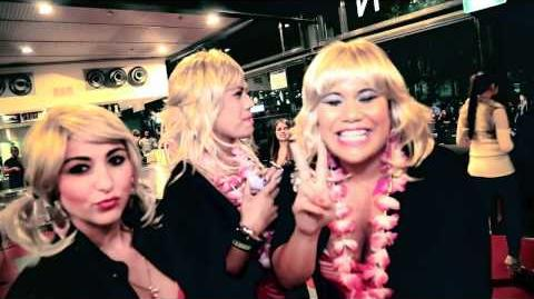 NICKI MINAJ - PINK FRIDAY WORLD TOUR BLOG (Sydney, Australia)