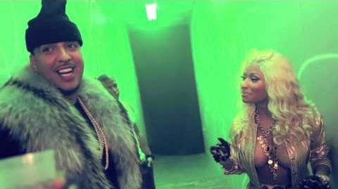 "BEHIND THE SCENES OF ""FREAKS"" - FRENCH MONTANA (ft. NICKI MINAJ)-0"