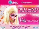 Nicki Minaj Live in Manila