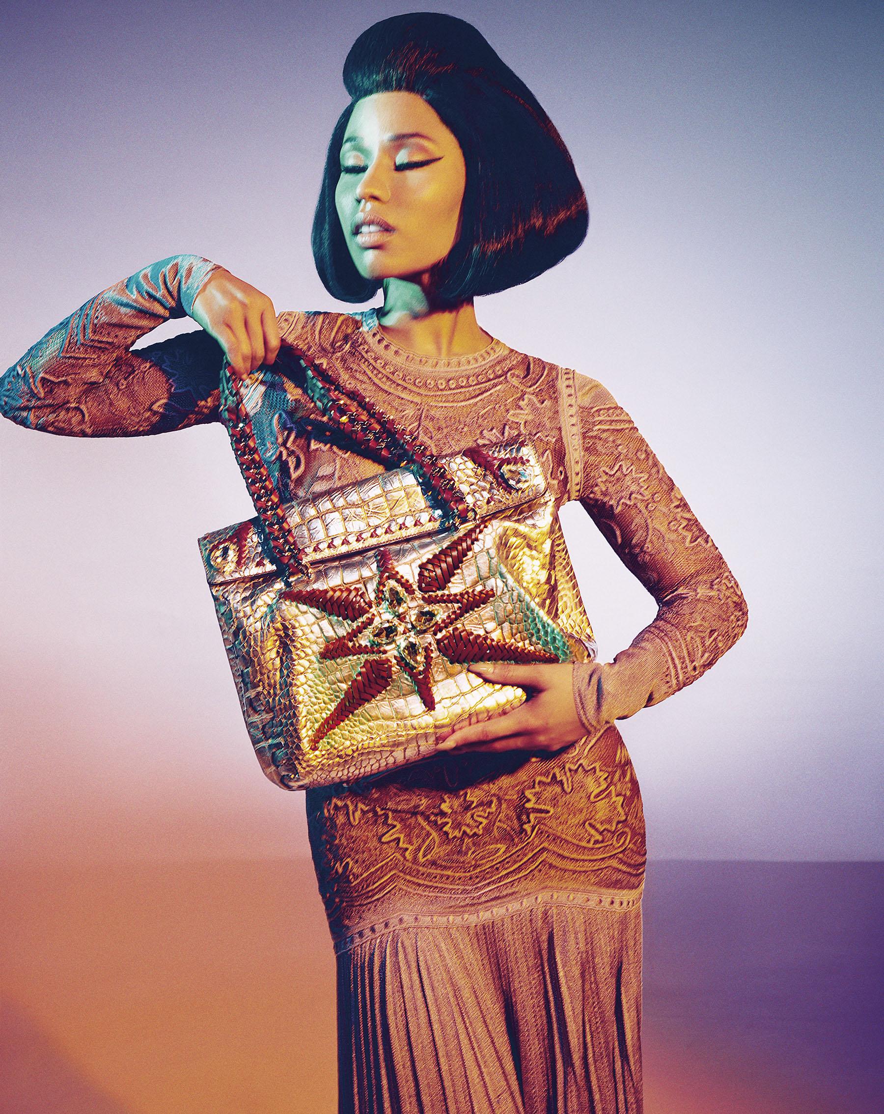 wholesale dealer 96a5e 6e345 Roberto Cavalli photo shoot | Nicki Minaj Wiki | FANDOM ...
