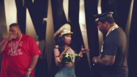 "BEHIND THE SCENES OF ""TWERK IT"" - BUSTA RHYMES (FT. NICKI MINAJ)"
