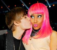 Nicki Minaj Justin