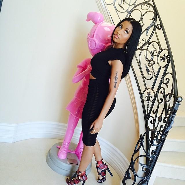 Image Press Interview 1jpg Nicki Minaj Wiki Fandom Powered By