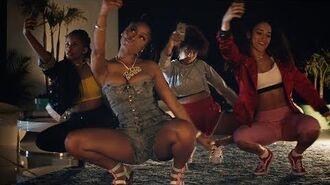 Major Lazer - Run Up . PARTYNEXTDOOR & Nicki Minaj) (Official Music Video)