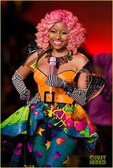 Nicki Minaj Victoria Secret
