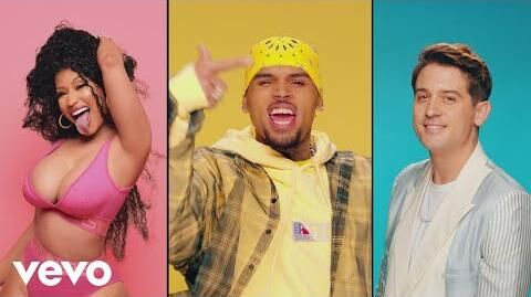 Chris Brown - Wobble Up (Official Video) ft