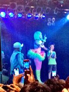 Nicki And Asian Fan