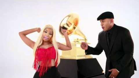 Nicki Minaj & LL Cool J GRAMMY's Rap