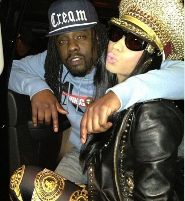 Wale dating history