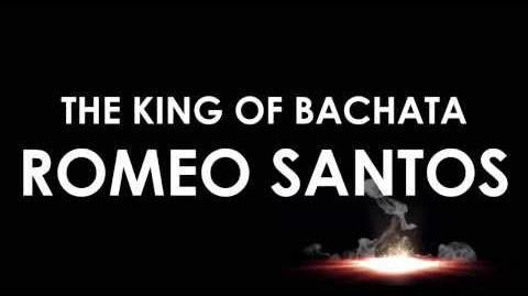"Romeo Santos ""Formula Vol 2"" Album Promo ""English"""