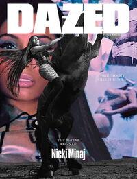 Dazed 2018