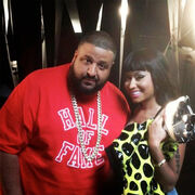 Nicki and Khaled