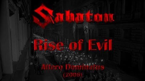 Sabaton - Rise Of Evil (Lyrics English & Deutsch)
