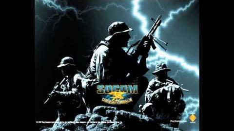 Socom 2 Theme song