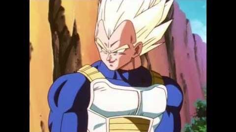 TFS - Ascended Super Saiyan Vegeta vs Semi Perfect Cell (Full Fight)