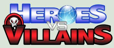 Hero vs villain