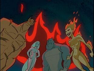 Animated Titans