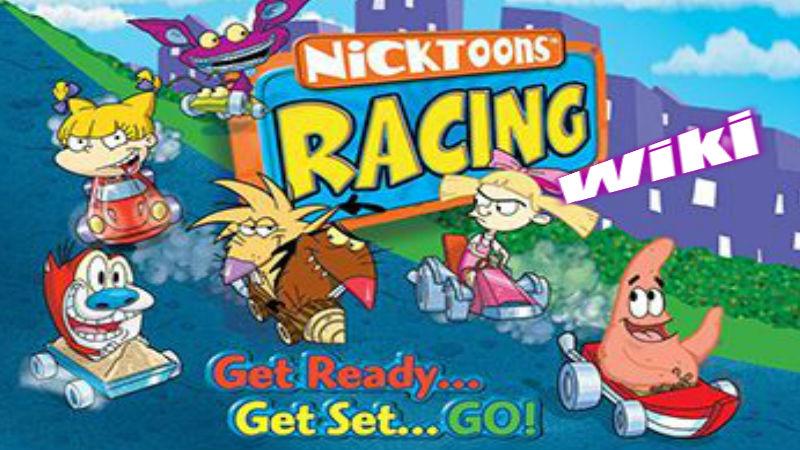 Nicktoons Racing Wiki Spotlight