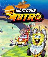 Nicktoons Nitro Poster