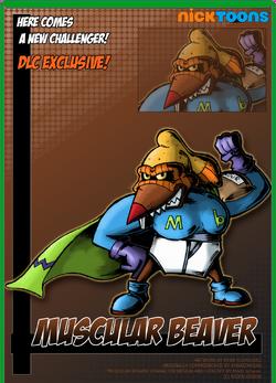 (dlc)muscularbeaver
