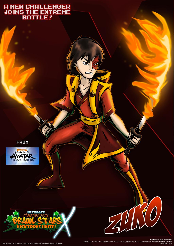 Zuko | Cartoon Crossover Wiki | FANDOM powered by Wikia