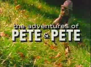 The Adventures of Pete & Pete Title card