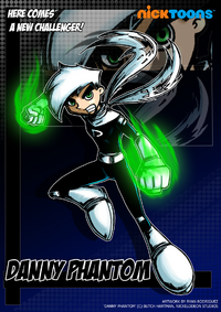 Nicktoons danny phantom by neweraoutlaw-d53espv