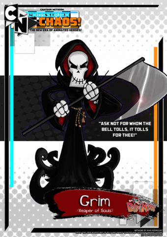Grim Reaper Cartoon Crossover Wiki Fandom