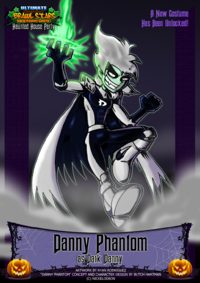 Nicktoons danny phantom halloween costume by neweraoutlaw-d6rn4zn