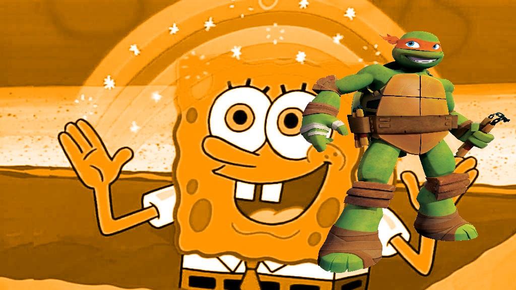 latest?cb=20171027011728 image spongebob rainbow meme video 16x9 jpg cartoon crossover