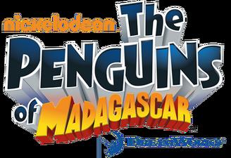 The Penguins of Madagascar logo