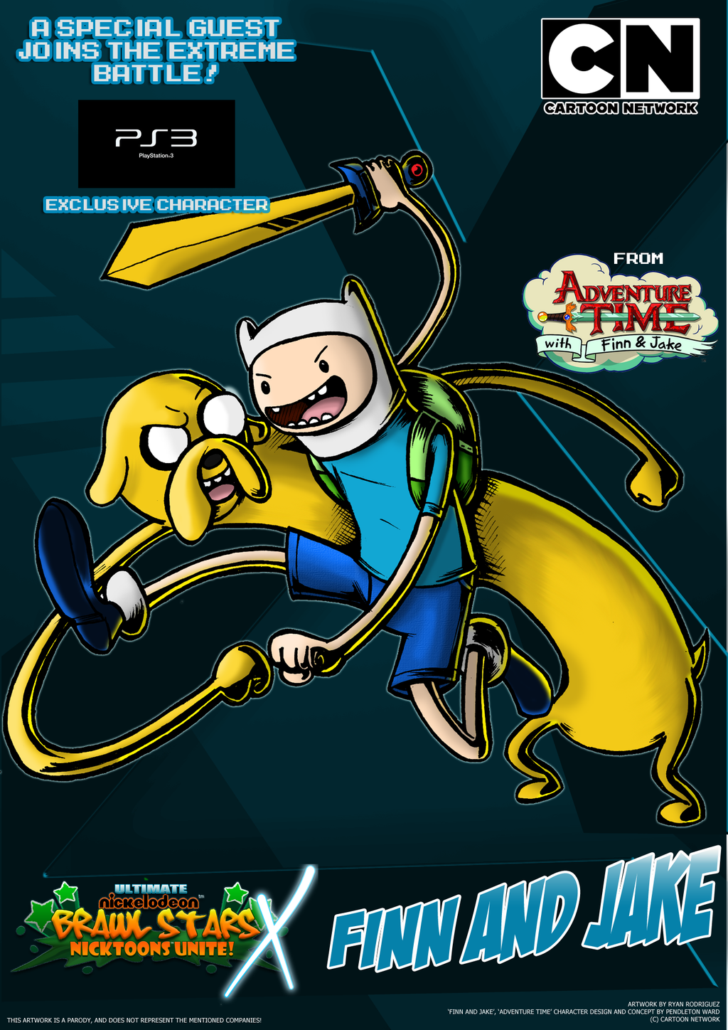 Finn And Jake Cartoon Crossover Wiki Fandom Powered By Wikia