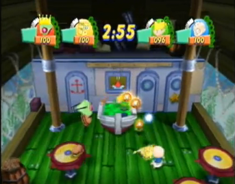 File:Nickelodeon Party Blast Food Fight Screenshot.png