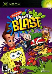 Nick Party Blast